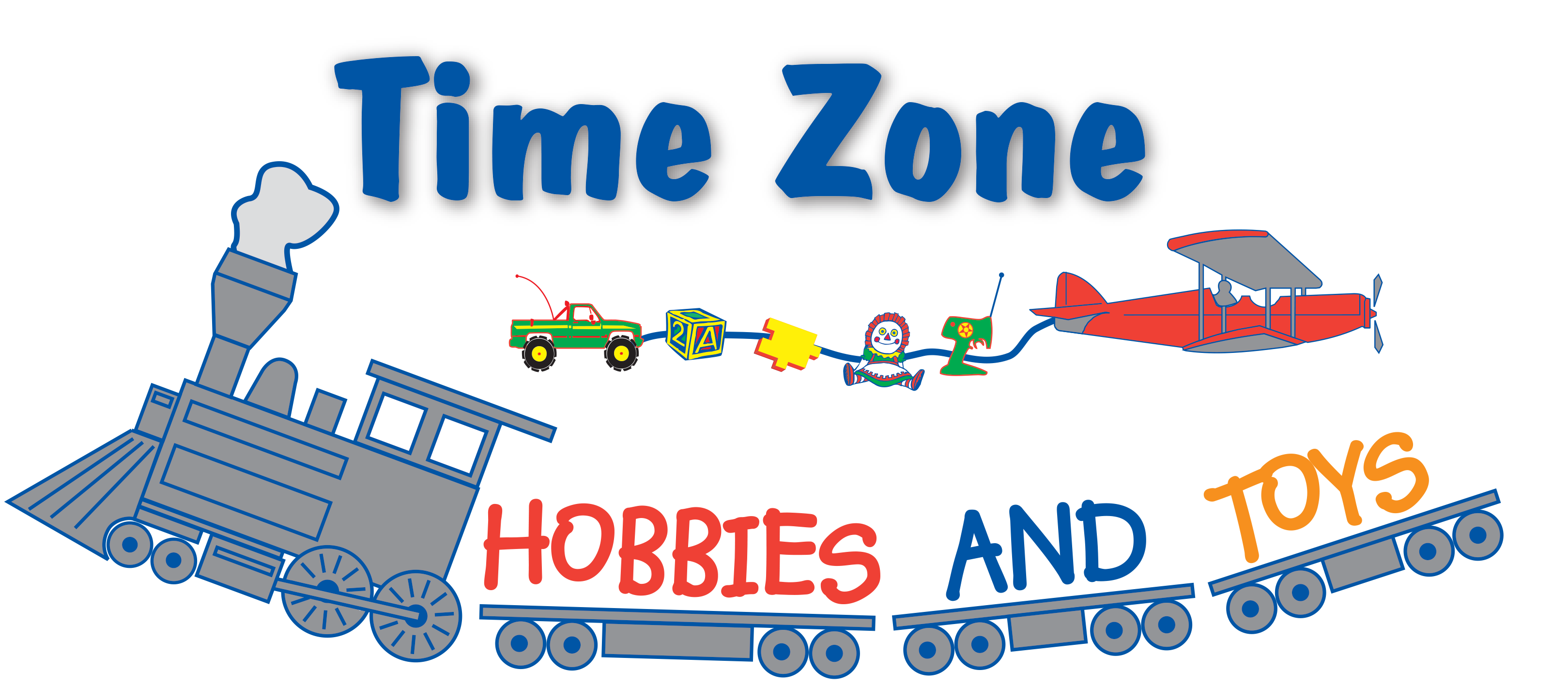 Time Zone Hobbies and Toys
